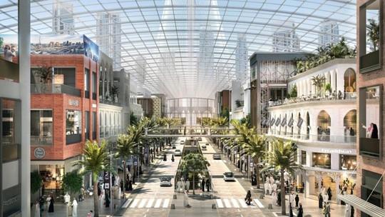 Dự án trung tâm thương mại 2 tỉ USD ở Dubai có những gì? - Ảnh 1.