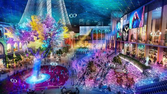Dự án trung tâm thương mại 2 tỉ USD ở Dubai có những gì? - Ảnh 2.