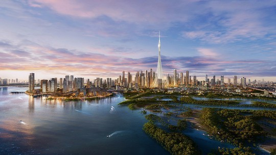 Dự án trung tâm thương mại 2 tỉ USD ở Dubai có những gì? - Ảnh 12.