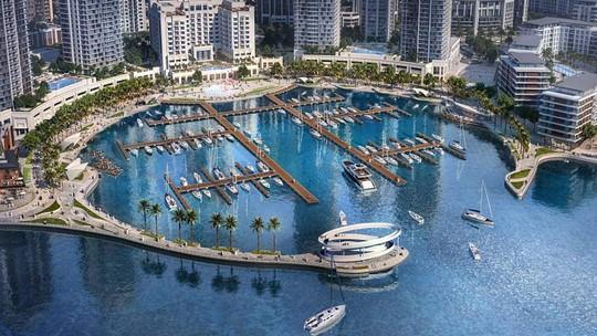 Dự án trung tâm thương mại 2 tỉ USD ở Dubai có những gì? - Ảnh 13.