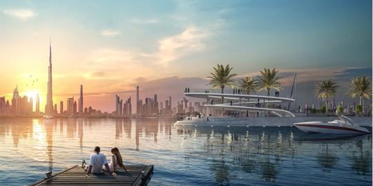Dự án trung tâm thương mại 2 tỉ USD ở Dubai có những gì? - Ảnh 14.