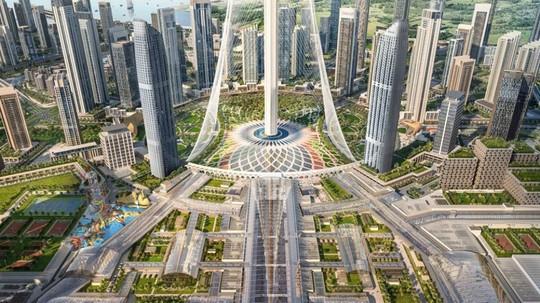 Dự án trung tâm thương mại 2 tỉ USD ở Dubai có những gì? - Ảnh 3.