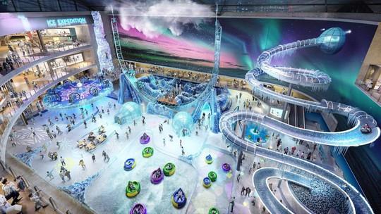 Dự án trung tâm thương mại 2 tỉ USD ở Dubai có những gì? - Ảnh 4.