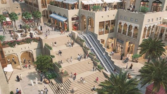 Dự án trung tâm thương mại 2 tỉ USD ở Dubai có những gì? - Ảnh 5.