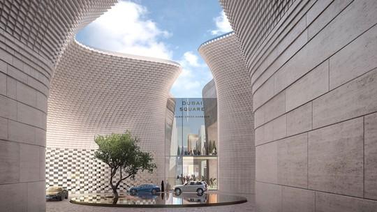 Dự án trung tâm thương mại 2 tỉ USD ở Dubai có những gì? - Ảnh 8.