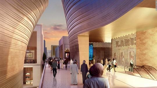 Dự án trung tâm thương mại 2 tỉ USD ở Dubai có những gì? - Ảnh 9.