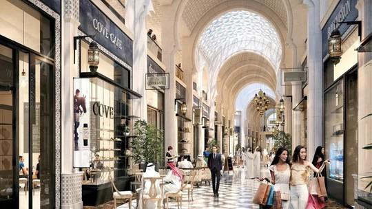 Dự án trung tâm thương mại 2 tỉ USD ở Dubai có những gì? - Ảnh 10.
