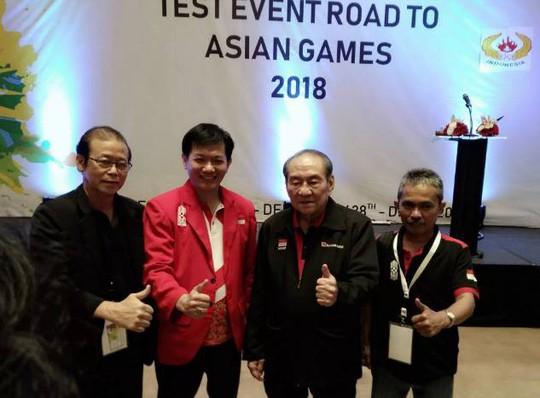 Bambang Hartono: Tỉ phú mơ tranh tài ở ASIAD 18 - Ảnh 3.