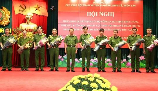 Tướng Nguyễn Duy Ngọc làm Cục trưởng Cục Điều tra tội phạm về tham nhũng, kinh tế, buôn lậu - Ảnh 1.