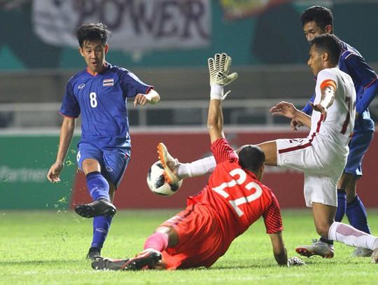 Olympic Thái Lan nói gì trước nguy cơ về nước sớm - Ảnh 3.