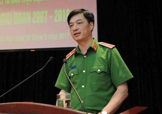 Tướng Nguyễn Duy Ngọc làm Cục trưởng Cục Điều tra tội phạm về tham nhũng, kinh tế, buôn lậu - Ảnh 2.