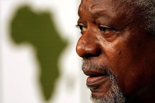 Ông Kofi Annan và lời nguyền của lịch sử - Ảnh 1.