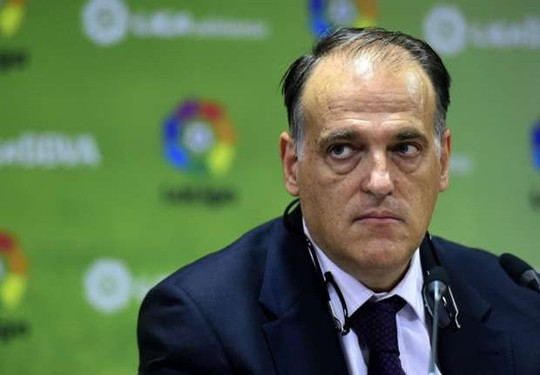 Inter Milan tuyên bố kiện chủ tịch La Liga - Ảnh 1.