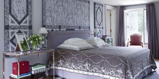 Phòng ngủ cũ kỹ lột xác nhờ mẫu rèm cửa mới nhất - Ảnh 11.