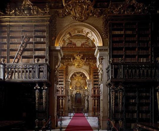 Mê mẩn trước những thư viện đẹp nhất thế giới - Ảnh 11.