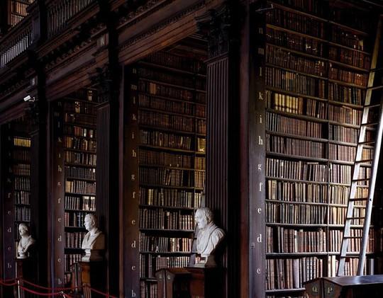Mê mẩn trước những thư viện đẹp nhất thế giới - Ảnh 3.