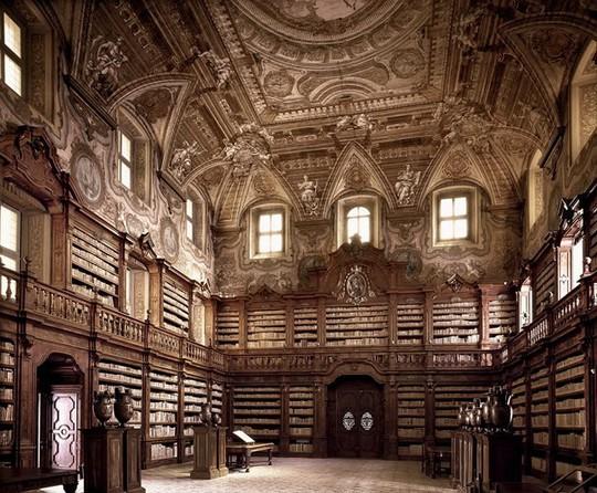 Mê mẩn trước những thư viện đẹp nhất thế giới - Ảnh 4.