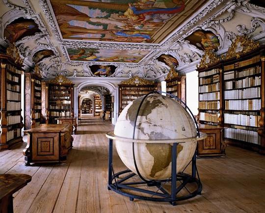 Mê mẩn trước những thư viện đẹp nhất thế giới - Ảnh 5.