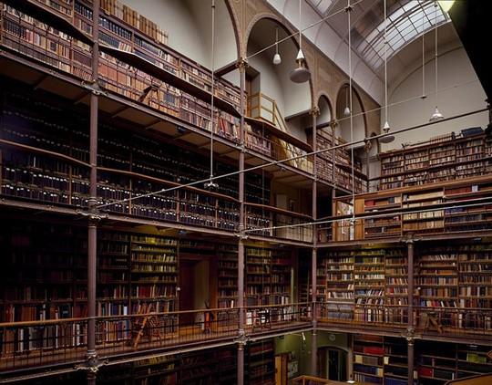 Mê mẩn trước những thư viện đẹp nhất thế giới - Ảnh 9.