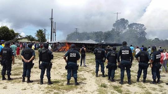 Brazil triển khai quân đội tới biên giới Venezuela - Ảnh 1.