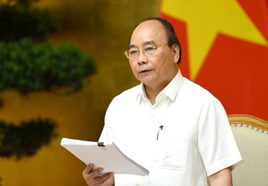 Thủ tướng nghiêm khắc phê bình địa phương có sai phạm trong kỳ thi THPT - Ảnh 1.