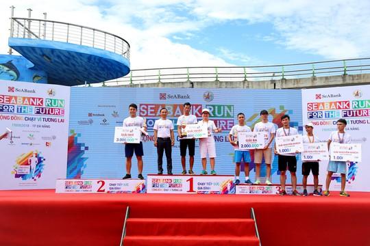 SeABank tổ chức giải chạy gây quỹ học bổng cho trẻ em nghèo hiếu học - Ảnh 7.