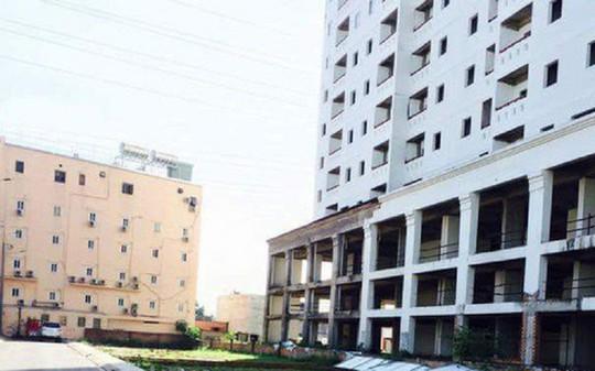 Báo động hiện tượng dự án BĐS thế chấp tại ngân hàng - Ảnh 1.