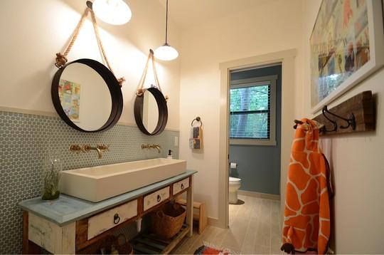 Phòng tắm không phải là nơi chỉ để tắm - Ảnh 12.
