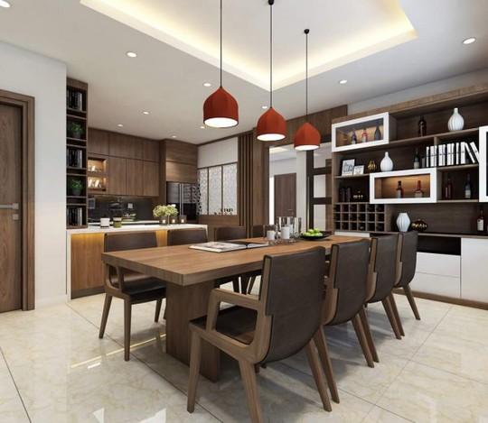 Mê mẩn với thiết kế căn hộ chung cư 80m2 - Ảnh 4.