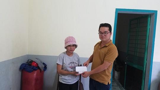 Bạn đọc Báo Người Lao Động hỗ trợ cô gái bị Nga vọc tra tấn dã man - Ảnh 1.