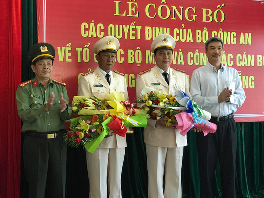 Many leaders of the Da Nang police station ask for early retirement - Photo 1.