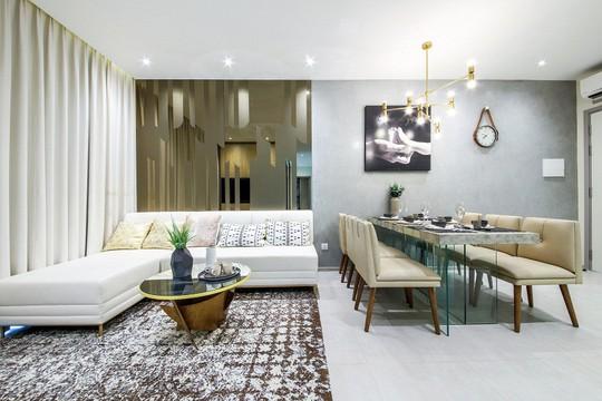 Nhà đầu tư Sài Gòn đua nhau rao bán căn hộ cho thuê - Ảnh 1.