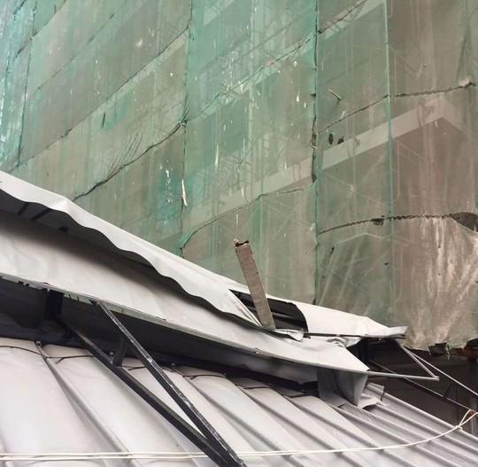 Thi công công trình không đảm bảo an toàn cho dân - Ảnh 3.