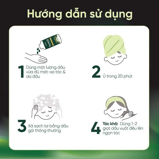 Dầu dừa tươi Coboté: Giải pháp chống rụng, khô và gãy tóc - Ảnh 1.