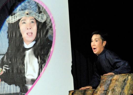 Từ hoàn cảnh của Lê Bình, Mai Phương, NSƯT Vũ Linh nói về lòng tự trọng - Ảnh 1.