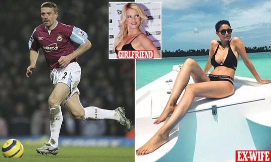 """""""Trả thù khiêu dâm"""" vợ cũ, cựu sao West Ham nhận án tù - Ảnh 1."""