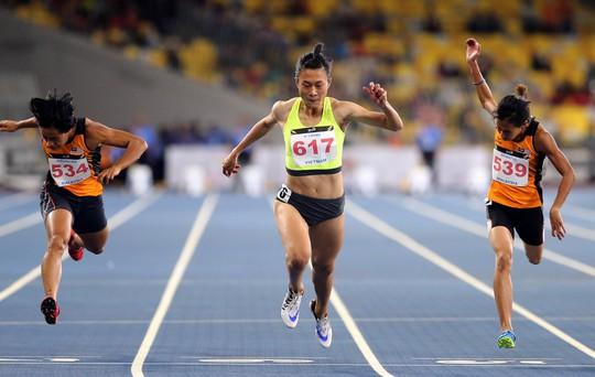 Trực tiếp ASIAD ngày 25-8: Tú Chinh thót tim vào bán kết cự ly 100m nữ - Ảnh 6.