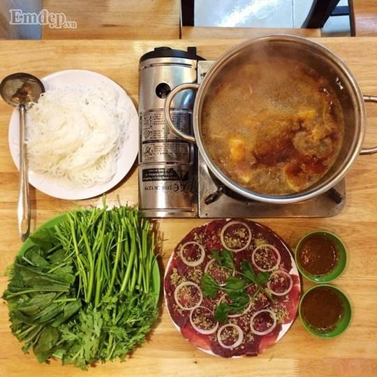 Bình Dương gần Sài Gòn có nhiều món ăn hấp dẫn - Ảnh 1.
