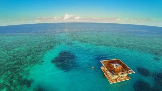 Ngỡ ngàng trước 21 khách sạn đẹp-độc-lạ nhất địa cầu - Ảnh 5.