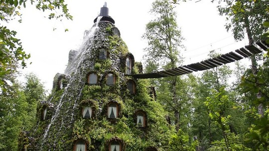Ngỡ ngàng trước 21 khách sạn đẹp-độc-lạ nhất thế giới - Ảnh 6.