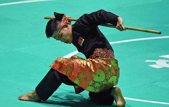 Trực tiếp ASIAD ngày 29-8: Pencak Silat giành bạc đồng đội nữ - Ảnh 2.