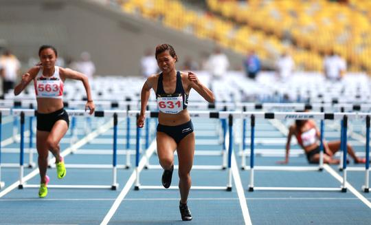 Trực tiếp ASIAD ngày 25-8: Tú Chinh thót tim vào bán kết cự ly 100m nữ - Ảnh 7.
