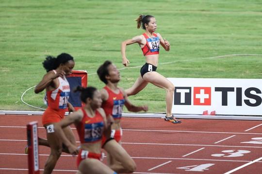Trực tiếp ASIAD ngày 26-8: Lê Tú Chinh dừng bước ở bán kết 100m - Ảnh 3.