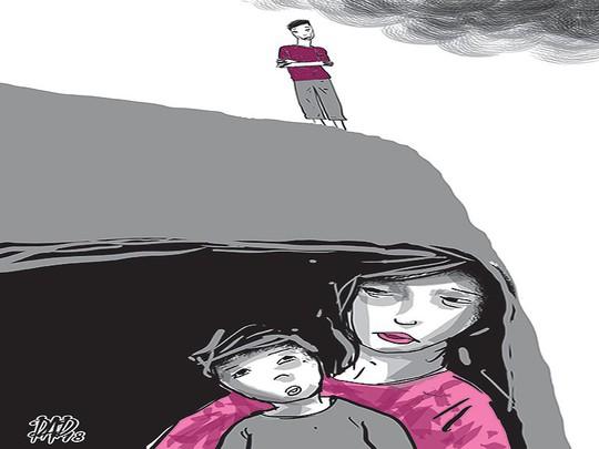 Người vợ dứt áo và sự chịu đựng khó tin của người chồng - Ảnh 1.