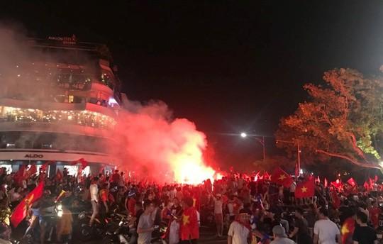 Truyền thông Hàn Quốc và báo nước ngoài khen ngợi Olympic Việt Nam - Ảnh 5.