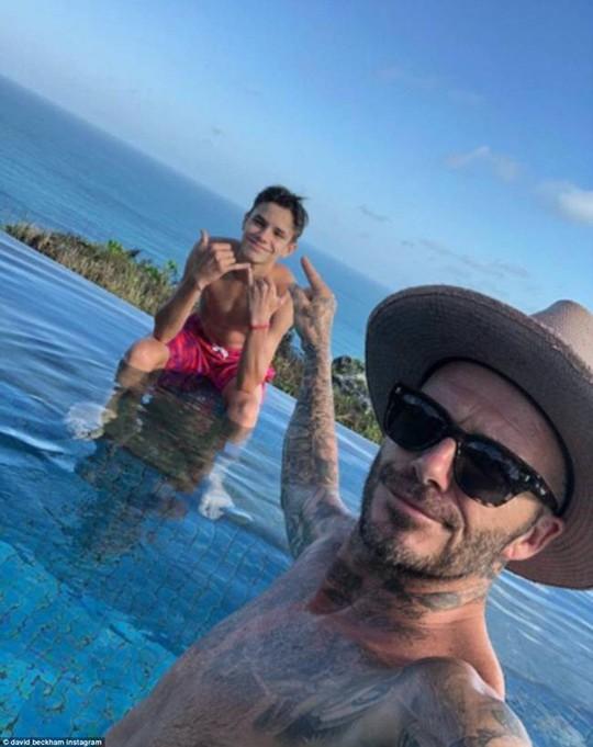 Resort bằng tre, giá 147 triệu/đêm nơi gia đình Beckham nghỉ dưỡng - Ảnh 1.