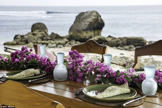 Resort bằng tre, giá 147 triệu/đêm nơi gia đình Beckham nghỉ dưỡng - Ảnh 12.