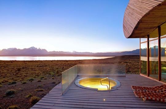 10 khu nghỉ dưỡng ven hồ tuyệt vời - Ảnh 3.