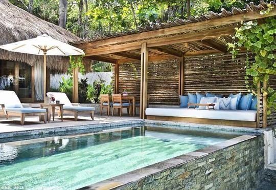 Resort bằng tre, giá 147 triệu/đêm nơi gia đình Beckham nghỉ dưỡng - Ảnh 3.