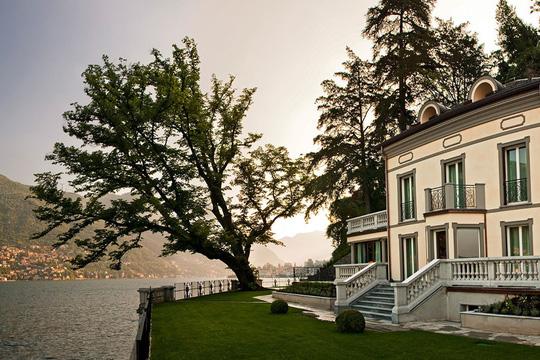 10 khu nghỉ dưỡng ven hồ tuyệt vời - Ảnh 6.